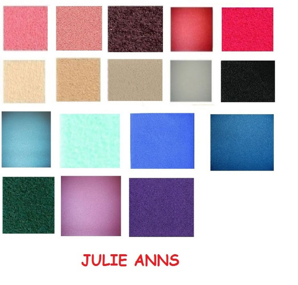Dolls House Carpets, Various Colours,  free delivery
